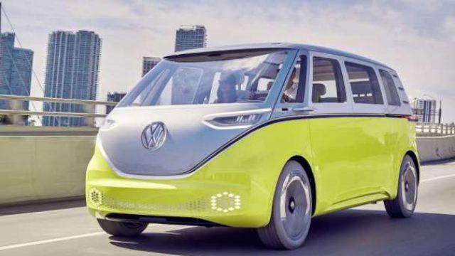Električni Volkswagen I.D. Buzz Cargo