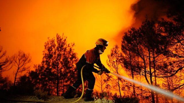 Nemačka zbog požara proglasila prirodnu katastrofu