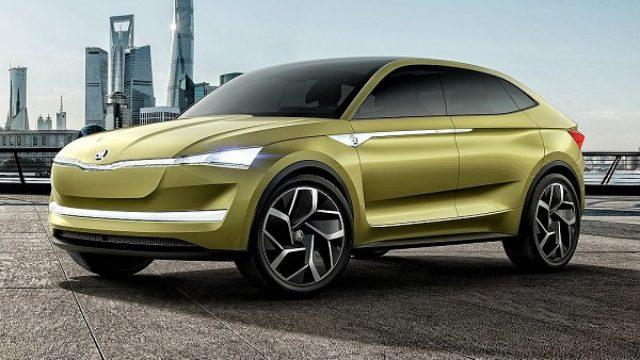 Škoda će svoj prvi električni SUV izbaciti 2020.