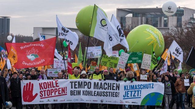 """U Berlinu marš za """"budućnost bez uglja"""""""