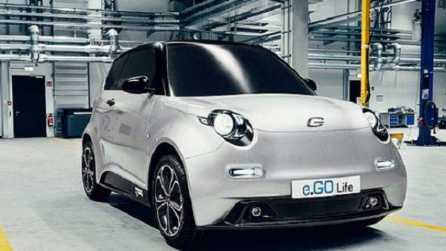 Jeftini električni auto stiže iz Nemačke