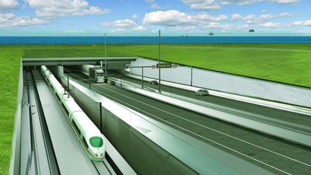 Između Nemačke i Danske se gradi najduži tunel pod morem