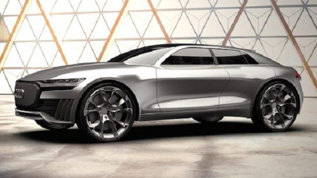 Audi predstavlja u Ženevi novi električni SUV