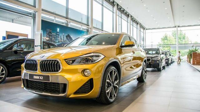 BMW Presidents Award po treći put za Delta Motors