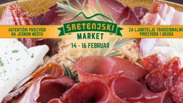 Sutra na Zlatiboru počinje Sretenjski market