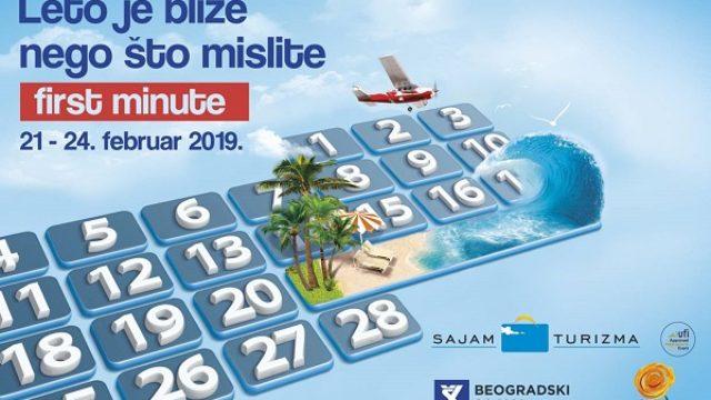 Sve spremno za Beogradski sajam turizma