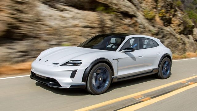 Najprodavaniji Porsche je model na struju