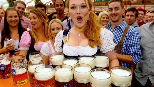 Dan nemačkog piva Nemci proslavili uz pivo