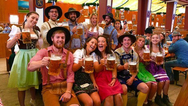 Na Oktoberfestu popijeno 200.000 litara piva manje