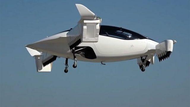Nemački startap predstavio električni leteći taksi