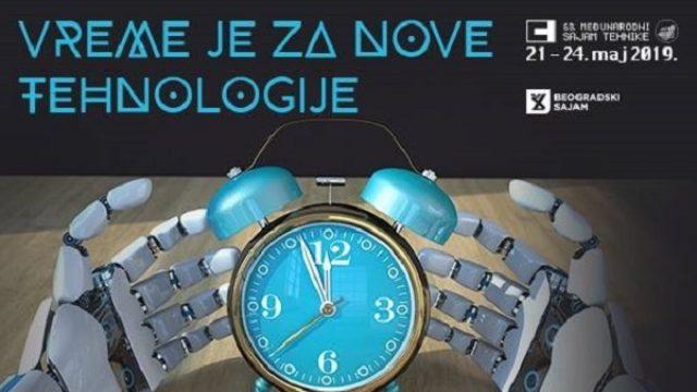 Sutra počinje Beogradski sajam tehnike