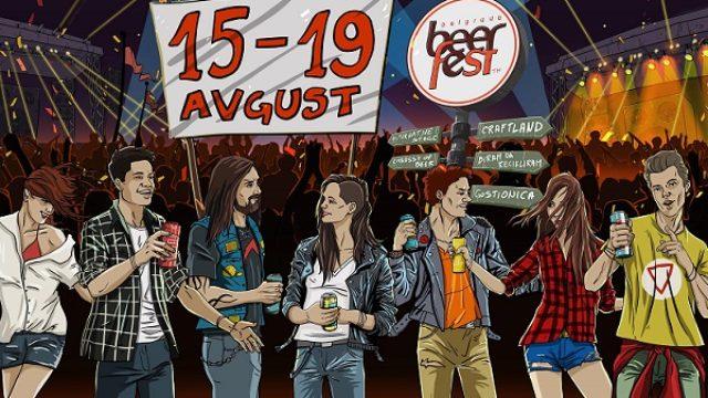 Na beogradskom Beerfestu više od 120 koncerata
