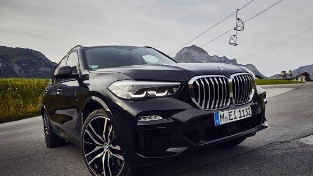 Stiže novi BMW X5 plug-in hibrid