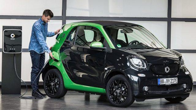 Daimlerov Smart prelazi na električni pogon