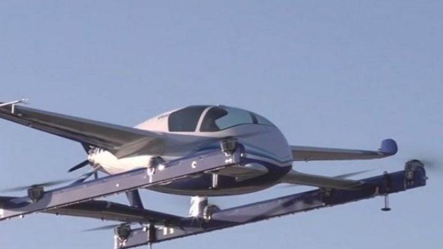 Porše i Boing razvijaju leteće automobile