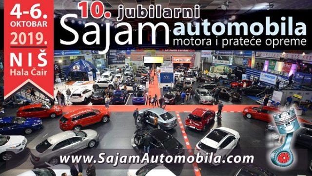 Elektromobili na Sajmu automobila u Nišu