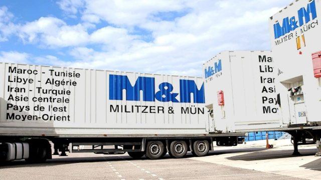 Militzer & Munch želi vodeću logističku poziciju u Srbiji