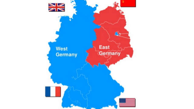 Tri decenije od pada Berlinskog zida istočni deo Nemačke i dalje zaostaje