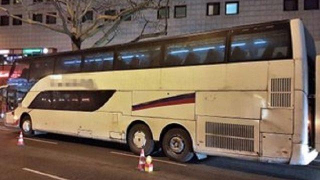 Nemci zaustavili srpski autobus sa 1,3 mil. pređenih km