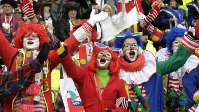 Nemci u vreme karnevala potroše 360 miliona eura