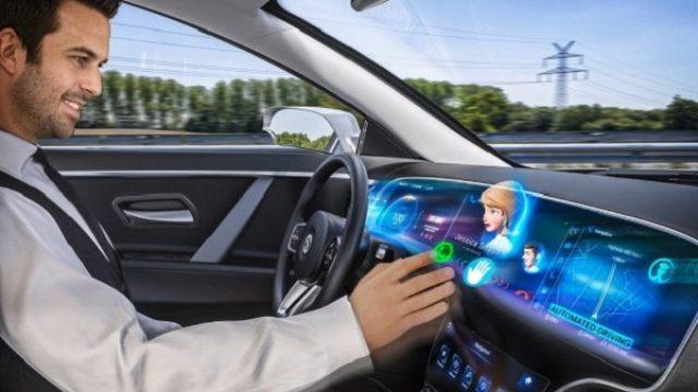 Od 2022. automobili dobijaju 3D kontrolne table