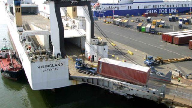 Pančevačka luka dobila terminal za pretovar kontejnera
