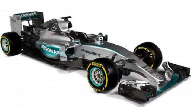 Mercedesovi crni bolidi u novoj sezoni Formule 1