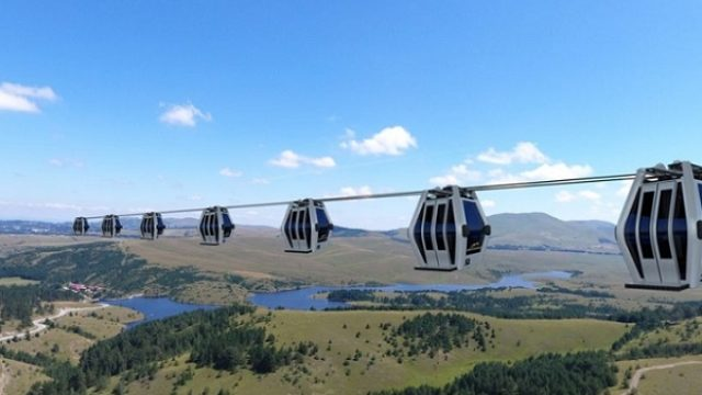 Zlatiborska gondola već prevezla više od 10.000 turista