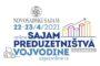 Onlajn Sajam preduzetništva Vojvodine 22. i 23. aprila