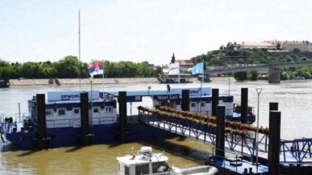 Rekonstruisan rečni putnički terminal u Novom Sadu